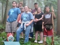 Youth Fellowship Camping Trip