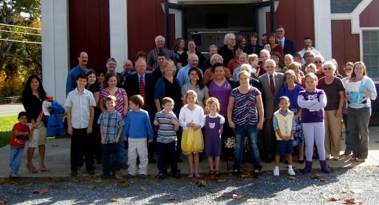 Marlboro Church Group Photo