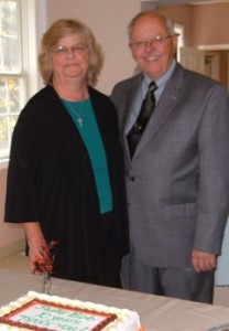 Pastor Bob and Nelta Babcock